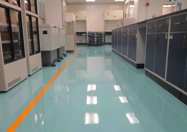 地暖地面能用地坪漆吗?