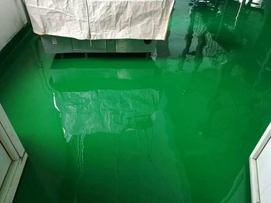为什么无溶剂环氧地坪漆备受大家喜欢?