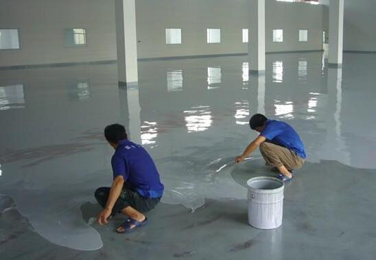 冬季温度低能做地坪漆吗?